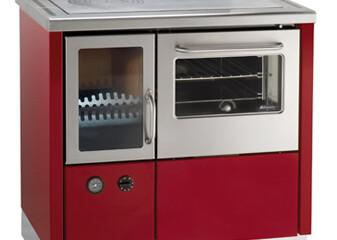 Termo cucina a legna DE MANINCOR FKA900