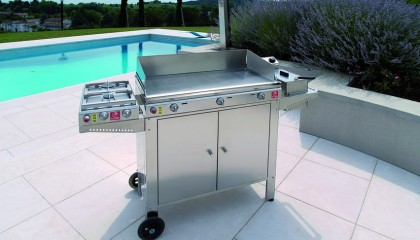 Barbecue Planet Levigmatic 52 XLR