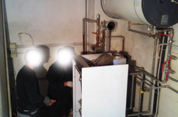 Prima - caldaia a gas metano