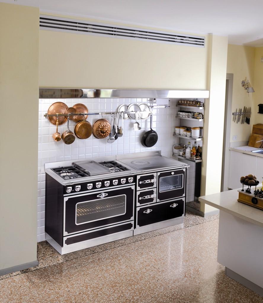 Cucina economica a legna De Manincor Classica - Onor e Borin