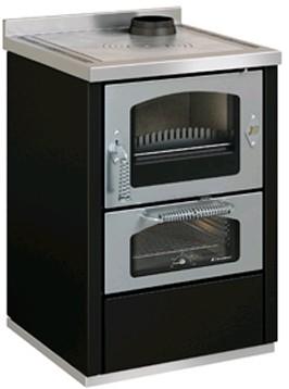 Cucina economica a legna De Manincor DOMINO 80-60 MAXI ...