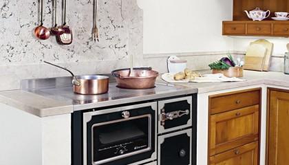 Termo cucina a legna De Manincor FK900-FK500