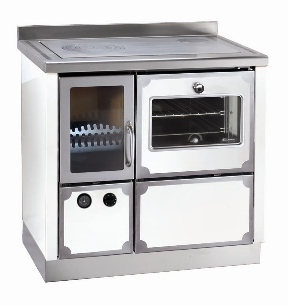 Termo cucina a legna DE MANINCOR FKA900 - Onor e Borin