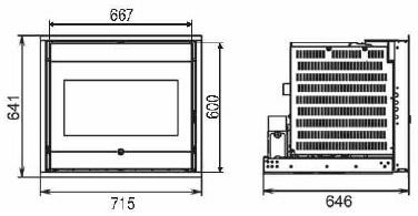 Misure-Caminetto-pellet-thermorossi-insert-line-600-1