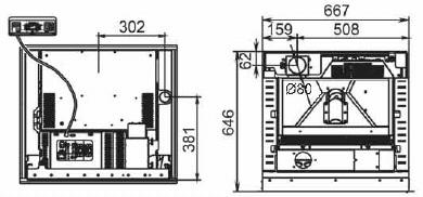Misure-Caminetto-pellet-thermorossi-insert-line-600-2