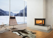 Caminetto Jotul i520 in ghisa