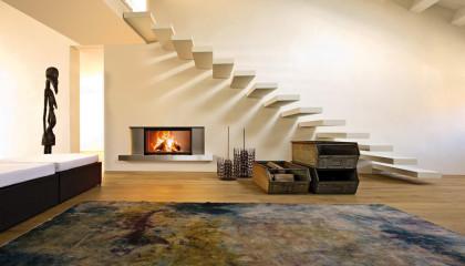Caminetto a legna MCZ Forma 95